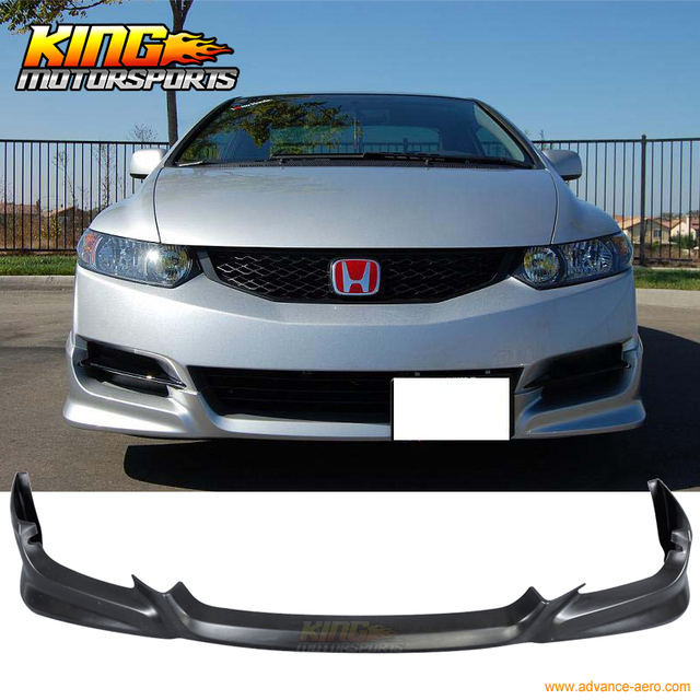 2007 civic si coupe front bumper