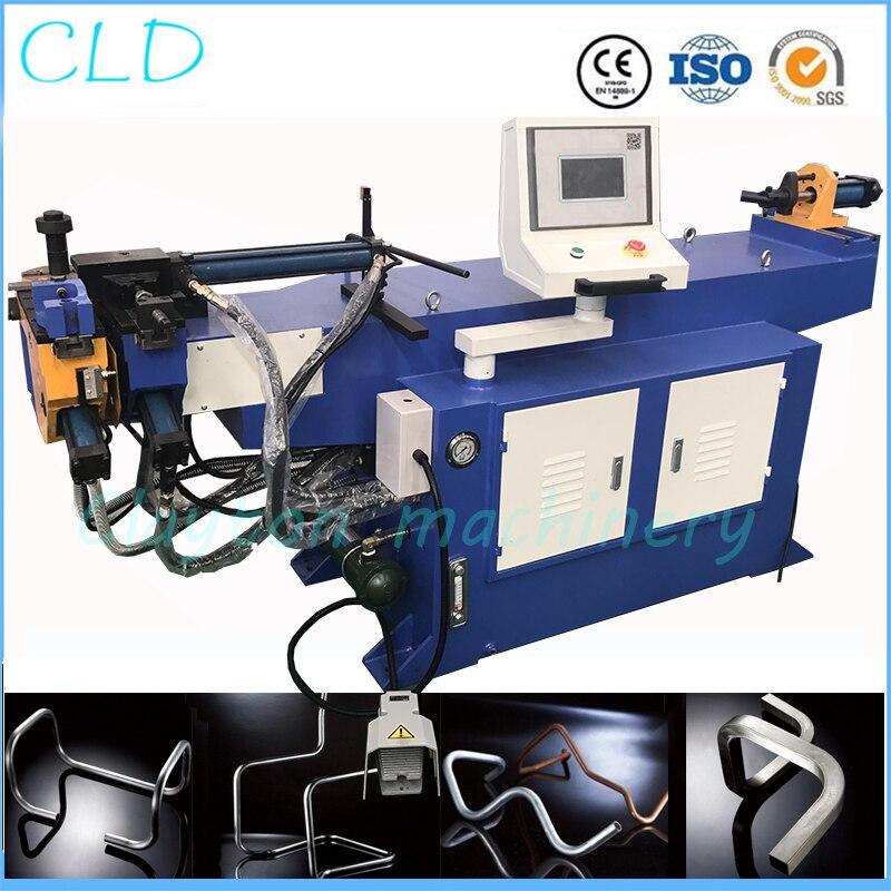 Máquina semi automática do dobrador da tubulação da máquina de dobra do tubo da tubulação para a venda 38mm * 2mm (11 1/2 polegadas) com preço mais baixo