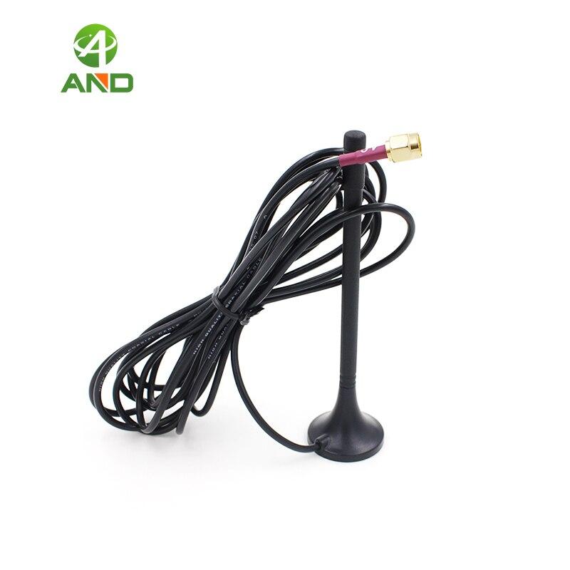 2 Pc 4g 3g 2g Lte Antenne, Rg174 Sma-stecker Für 3g/4g Modems