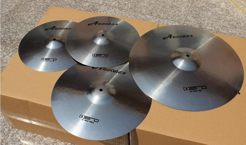 все цены на Arborea Hero series 4 Cymbals set: 14