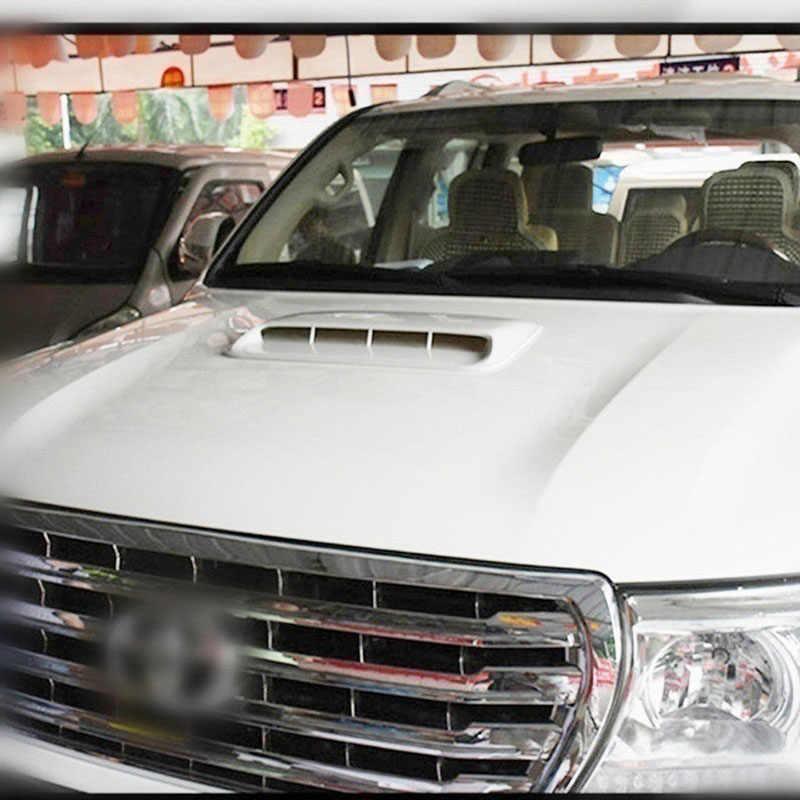 Универсальный капот автомобиля лопатка воздухозаборника вентиляционное отверстие крышка декоративная