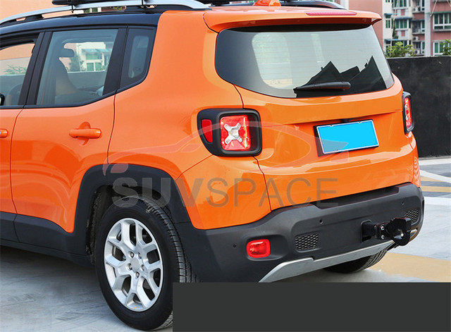 Us 279 0 Tow Towing Trailer Hitch Receiver Fit For 2015 2016 2017 2018 Jeep Renegade In Towing Hauling From Automobiles Motorcycles On