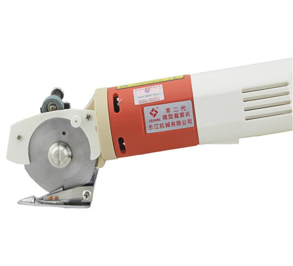 Fabric Round Saw 65mm Blade Electric Cloth Cutter Fabric Round Knife Cutting Machine YJ-65 yj 70 70mm blade electric round knife cloth cutter 220v 170w fabric cutting machine round knife cutting machine 4pcs lot