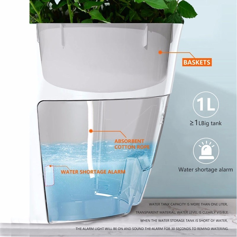 2019 Smart Herb Garden Led Grow Light Hydroponic Growing Flower