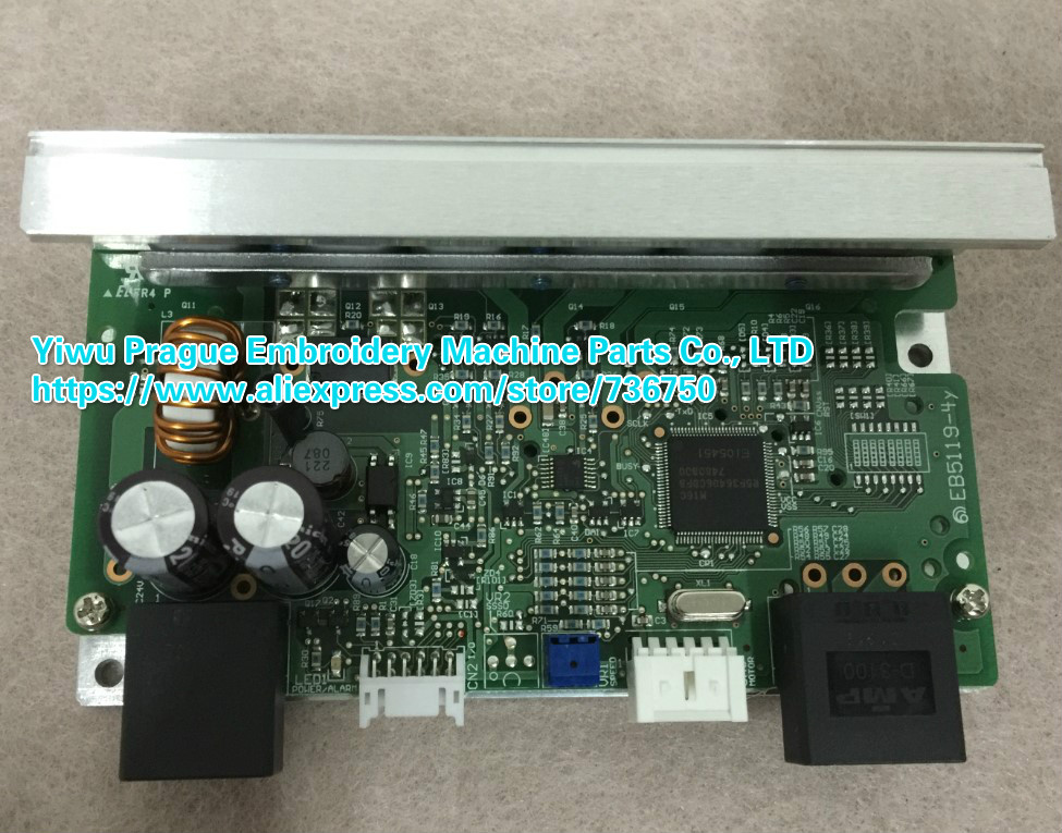EB5119 4Y Original new SWF MA 6 Driver AXHD100K board EB5119 3 Sunstar embroidery machine spare