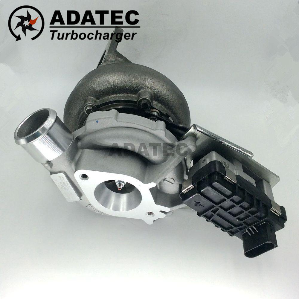 Garrett turbocharger GT2052V 752610 LR018396 LR018497 LR010138 LR021013 LR012858 turbine for Land-Rover Defender 2.4 TDCi 143 HP