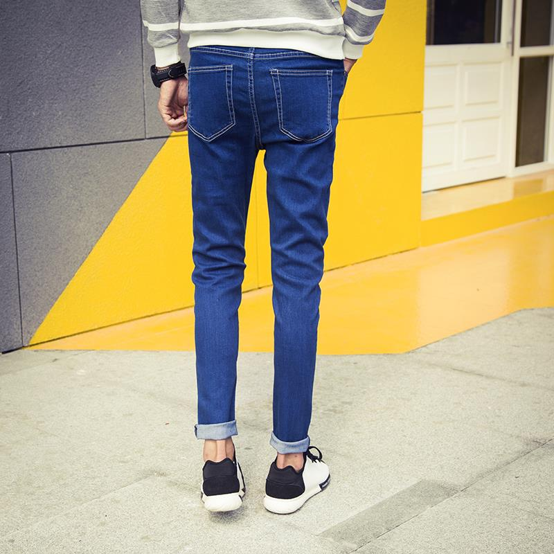 Aliexpress.com : Buy New Brand Mens Pencil Jeans Pants Boyfriend ...