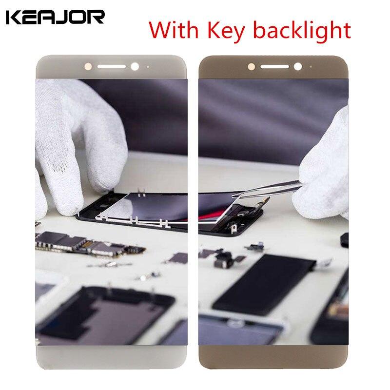 Für leeco Kühlen 1 C106 LCD Bildschirm leeco coolpad kühlen 1 R116 Display Bildschirm Mit Schlüssel hintergrundbeleuchtung Ersatz für Letv cool1 C103
