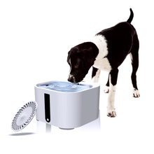 все цены на 2L Dog Feeder Pet Automatic Water Feeder High Quality Cat Dog Water Fountain Dispenser Energy-efficient Electric Drinking Bowl онлайн