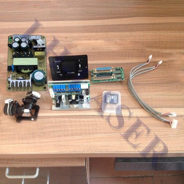 LH-LASER 30Kpps Galvo Scanning system for Laser light , 30K galvo scanner , Laser light scanner 30Kpps 500pcs 1210 30k 30k ohm 5