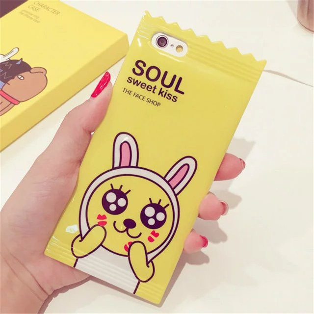 SEOUL 3D CANDY IPHONE CASE