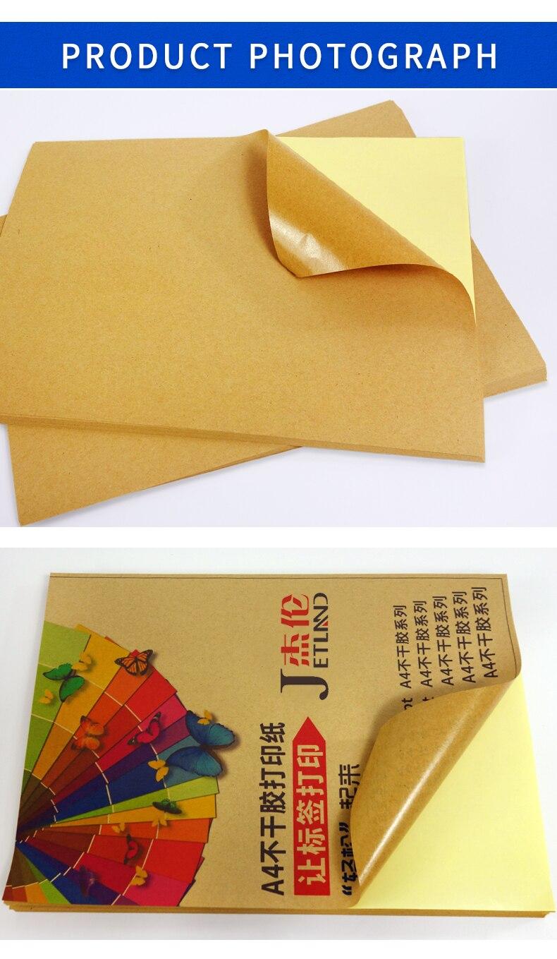Adesivos para a jato de tinta Impressora