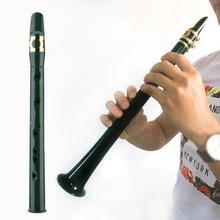 цена на High Quality Flute Wood tube Professional Woodwind Musical instruments CDEFG Key Chinese dizi saxophone alto mouthpiece Flauta
