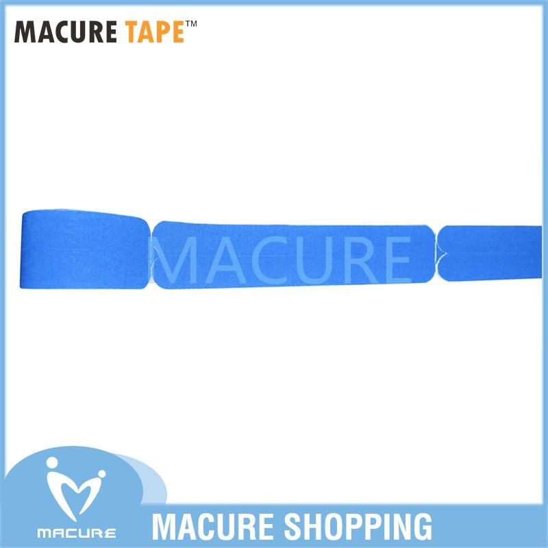 Macure Tape Precut Kinesiology tape I Strip Y Strip Kinesiology Precut Tape free shipping 5cm x 5m