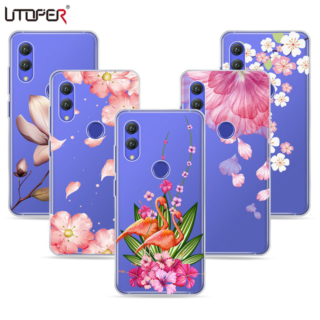 US $1 9 |UTOPER Case For Huawei Honor 8X Case For Huawei Honor Note 10 Case  Silicone Transparent Cover For Honor 7X Fundas Shell Capa-in Fitted Cases