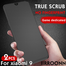 Xiaomi MI9 T mi9 Mi9 Mi 10 lite Youth 5g 강화 유리 용 xiaomi mi 9 SE 9 T 화면 보호기 용 2 개/몫 무광택 강화 유리