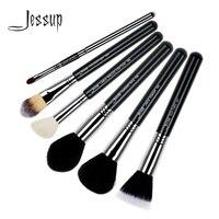 Jessup Professional Makeup Brushes Tools Set Powder Duo Fibre Tapered Face Foundation Contour Lip 150 187