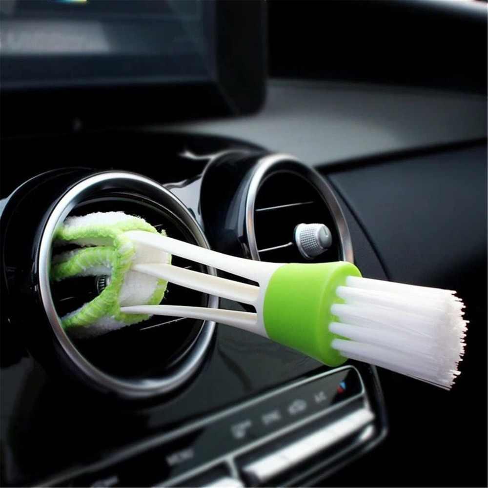 Mobil Cleaning Ganda Sisi Sikat untuk Renault Megane 2 3 Duster Logan Clio 4 3 Laguna 2 Sandero Indah 2 captur Fluence Kangoo Armr