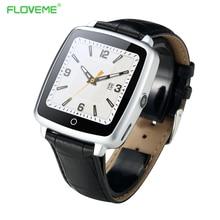 Original FLOVEME Sync Notifier Bluetooth Smart Watch Passometer Fitness Tracker font b Smartwatch b font For