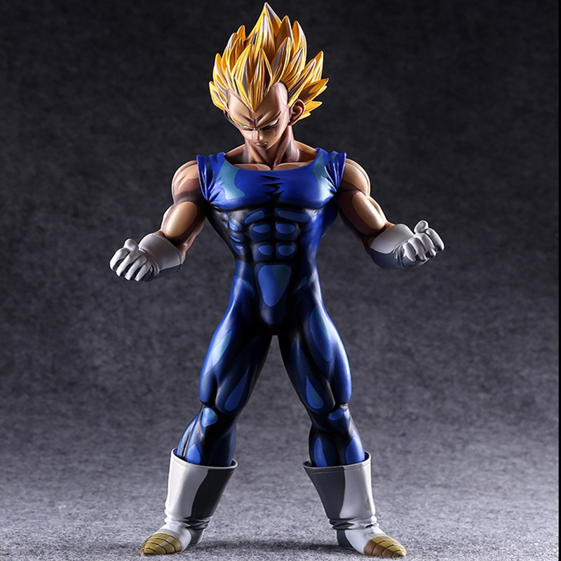 Dragon Ball Z Master Stars Piece The Vetega Manga Dimensions Comics Ver. PVC Action Figure Collectible Model Toy 26cm KT3822 super speed v0169 fashionable silicone band men s quartz analog wrist watch blue 1 x lr626