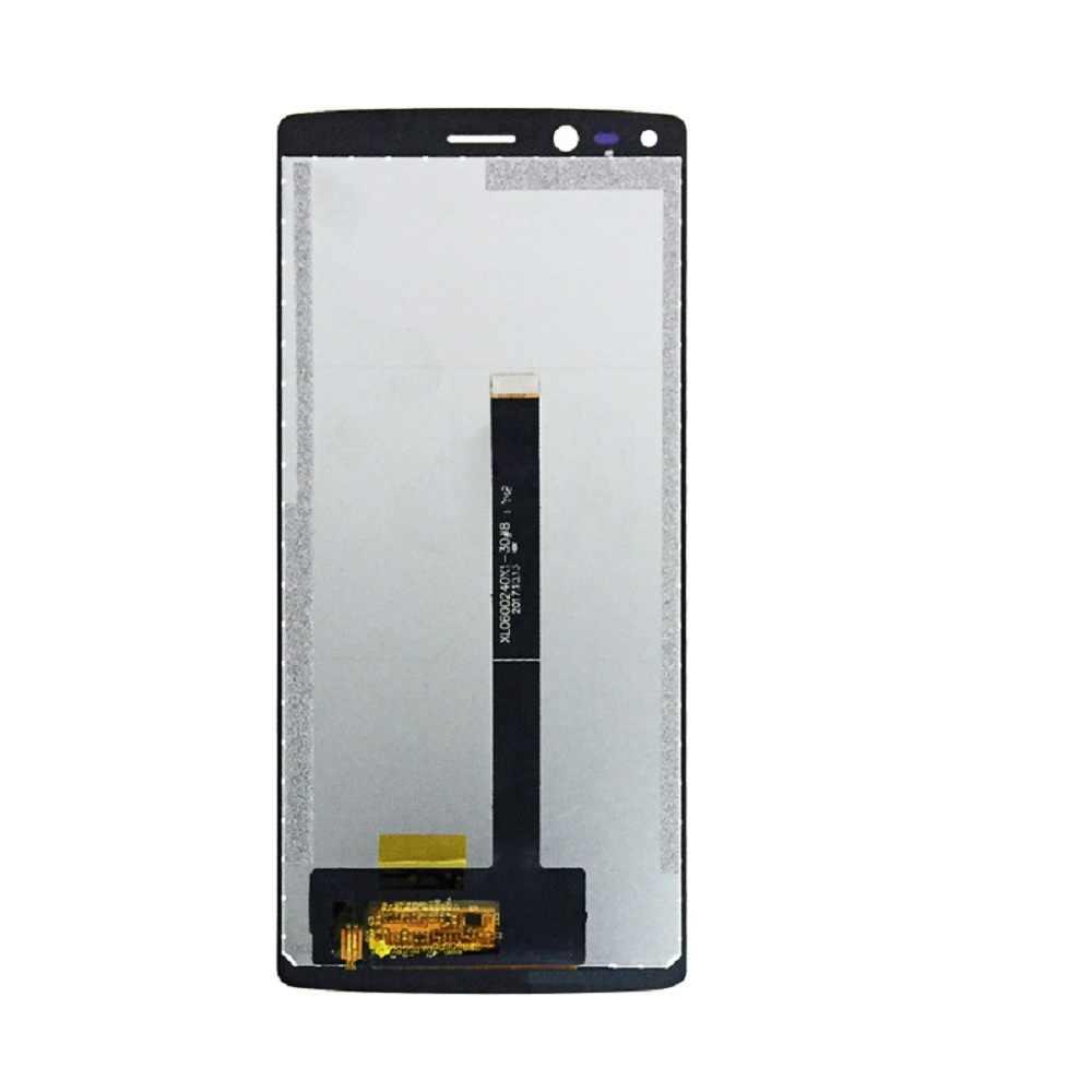 Untuk Doogee Campur 2 Layar LCD dan Layar Sentuh 5.99 Inch untuk Doogee Campur 2 Aksesori Ponsel dengan Alat dan Perekat