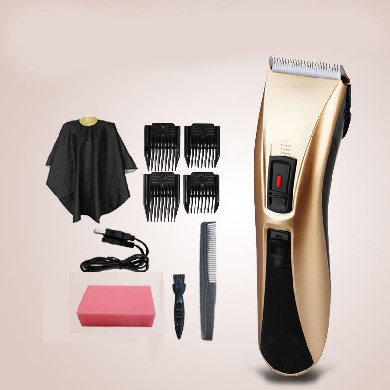 Adult Children Hair Styling Electric Clipper Rechargeable Household Razor Children Razor Knife Can Fine Tune The