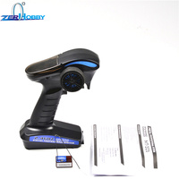 MT 305 2.4GHz 3 Channel 3CH DigitaSurface Radio 2.4G 3CH AFHS Radio Remote Control RC Transmitter with Receiver for RC Car Boat
