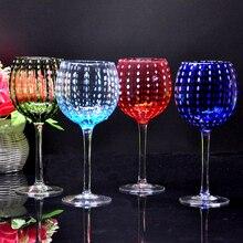 Feinen kristall glas Wein Glas Kreative persönlichkeit party brille schöne becher Weihnachten Blackjack
