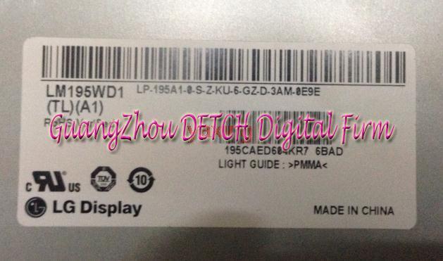 все цены на  new and original  LM195WD1-TLA1 LM195WD1 TLA1 LM195WD1 (TL)(A1) 1600*900 19.5'' laptop lcd screen  онлайн