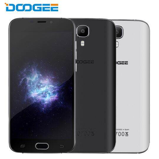 Original Doogee X9 Pro 5 5 HD Quad Core 2GB RAM 16GB ROM MTK6737 Android 6