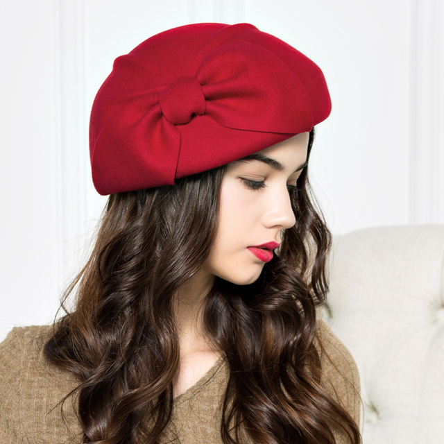 Image result for beret hat women