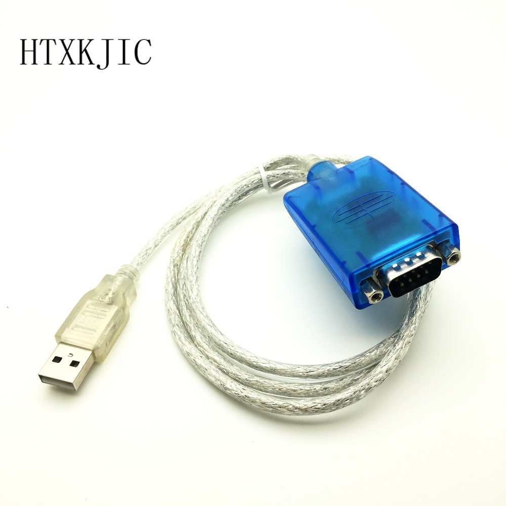 High quality USB 2.0 to FTDI FT232RL FT232BL RS232 com Serial DB9 Converter Cable For Win7 64 Mac usb 2 0 to rs422 rs485 serial converter adapter cable 180cm w ftdi chipset for win10 8 7 mac