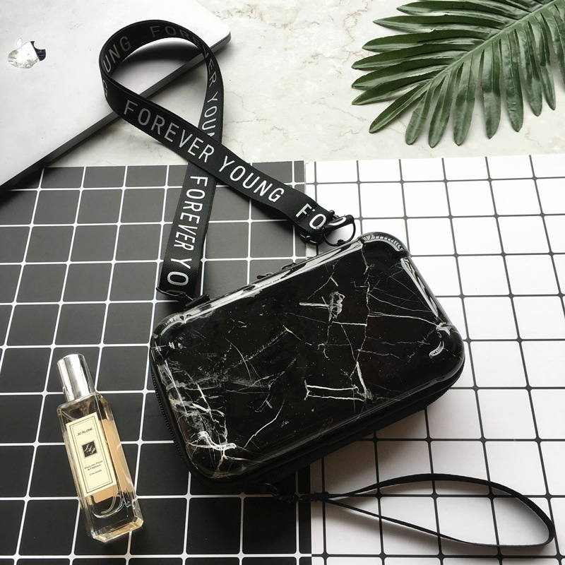 2019 New Women Bag Luxury Handbags Designer Bags For Women Marbling Totes Ladies Mini Shoulder Bag Women Famous Brand Clutch Bag