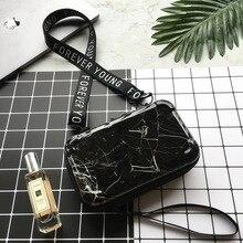 designer saco bolsa marmoring