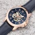 FOSSIELE Automatische Horloge voor Mannen topmerk luxe Retro Bedrijf Mechanisch Horloge Mannen Horloge