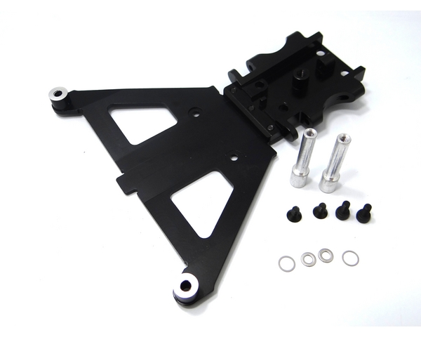 Aluminum Front Bulkhead for the Traxxas Rally or LCG 4x4 Slash rc car traxxas slash 4x4 aluminum front
