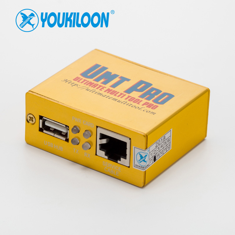 YOUKILOON  UMT Pro BOX (UMT+Avengers 2in1 Box) With 1 USB Cable-in Phone Repair Tool Sets from Cellphones & Telecommunications
