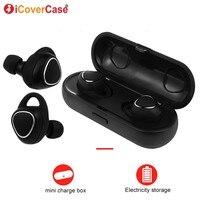 TWS Wireless Headphone Heavy Bass HIFI Bluetooth Earphone Twins Earphones With Mic For Huawei P30 Lite P20 Pro Mate 20 20X 10