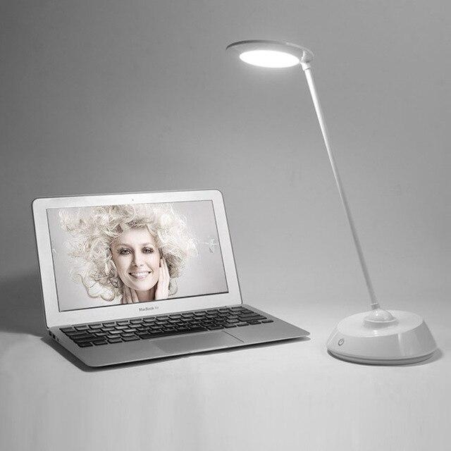 Современные СВЕТОДИОДНЫЕ Night Light USB Аккумуляторная Защита Глаз СВЕТОДИОДНЫЕ Настольные, Настольные Лампы для Офиса Спальня Рядом Лампы Чтение Свет