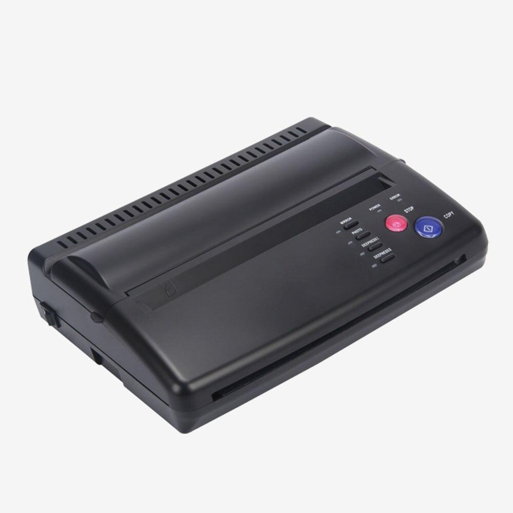 Machine de Transfert De tatouage A4 Imprimante Dessin Thermique Pochoir Maker Copieur pour Papier De Transfert De Tatouage Fournir Permanet Maquillage Machine