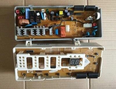 96% neue DC41 00049A waschmaschine computer board Geeignet für Samsung WF C863 WF C963R/AC-in Waschmaschinen-Teile aus Haushaltsgeräte bei  Gruppe 1