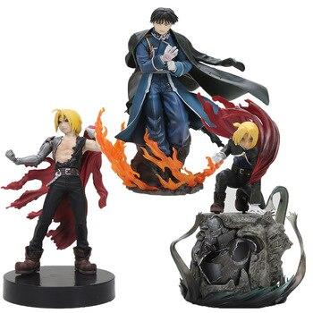 Figuras de Fullmetal Alchemist (16 – 23cm) Fullmetal Alchemist