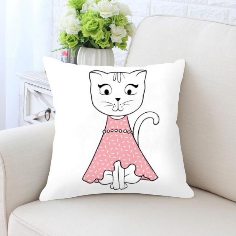 Girls Pink Bedroom Accessories Room Decorations Childrens Novelty Cushions Home