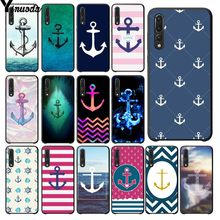 Yinuoda Anker beautiful birds and boat anchor blue Phone Case for Huawei P20Lite P10 Plus Mate10Lite Mate20 P20 Pro Honor10(China)