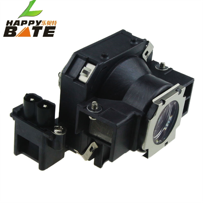 HAPPYBATE Compatible Projector Lamp ELPLP32 V13H010L32 for EMP-732/EMP-737/EMP-740/EMP-745/EMP-750/EMP-755/EMP-760 With Housing