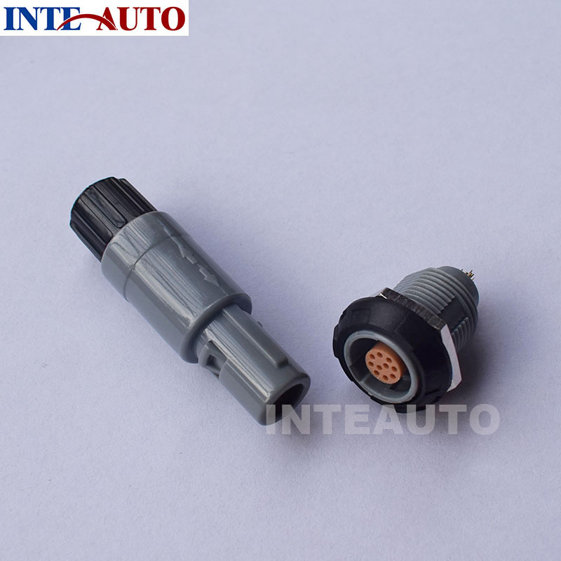 Cross Redel LEMO connector, China connector,plastic medical connector, female male PAG PKG,2,3,4,5,6,7,8,10,14 pins plastic lemo