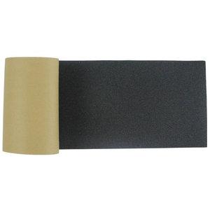 Image 1 - Free Shipping 115*27cm Longboard Sandpaper Griptape 125*27cm Black Professional Skateboard Silicon Carbide Skate Board GripTapes