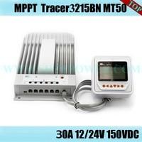 Tracer 3215BN Mppt Control 30a Automatic Identify 12v 24v Solar Regulator