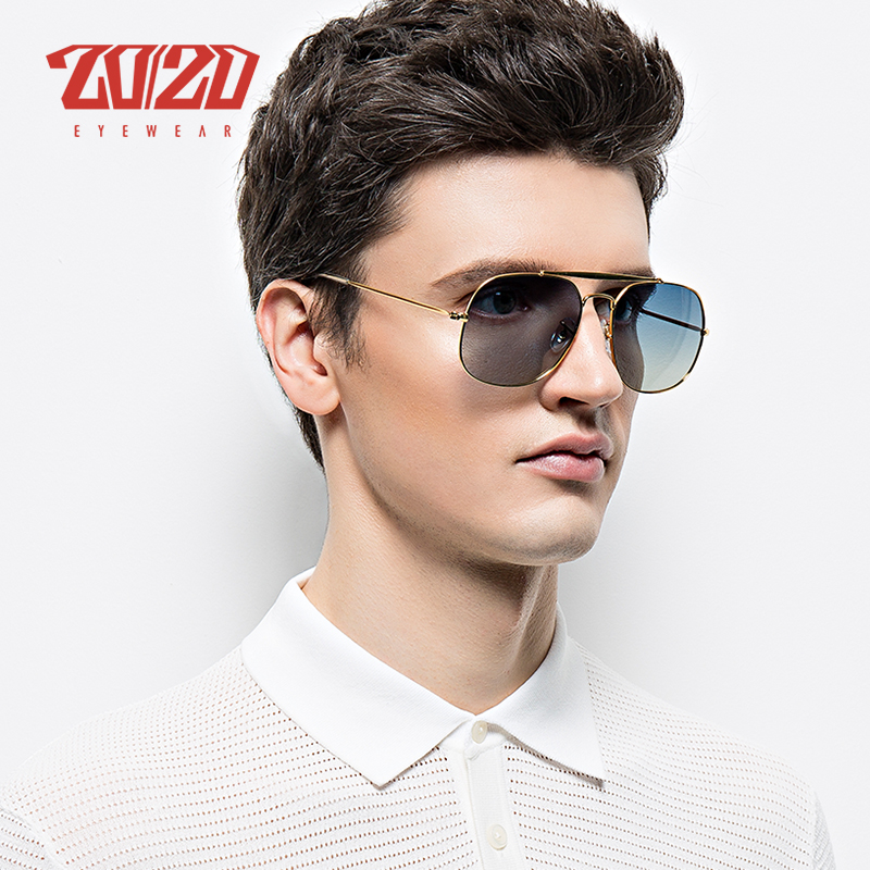 20/20 Brand New Vintage Men Sunglasses Unisex Polarized Square Eyewear Sun Glasses for Women Oculos 17009 3
