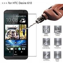9 H Премиум Для HTC Desire 610 Закаленное Стекло Для HTC желание 610 610 Т Телефон Защитная Крышка Защитная Пленка Чехол закаленное